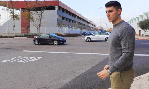 Castelló licita una rotonda entre Enrique Gimeno i Ribesalbes per a millorar la seguretat viària