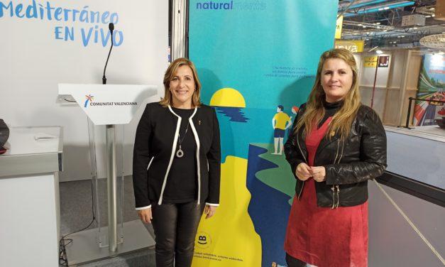 Benicàssim es presenta en Fitur com a Destinació Turística Saludable