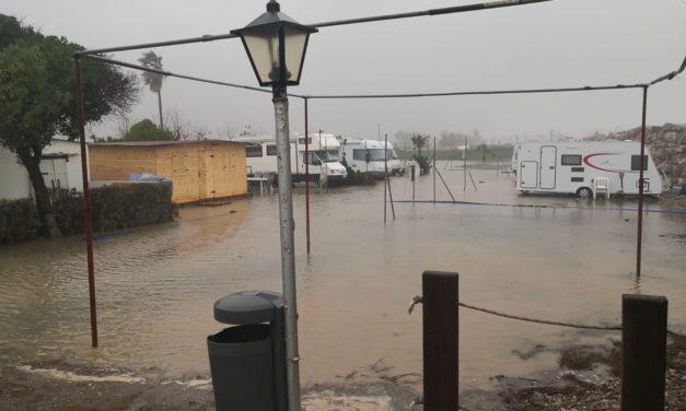 Nules avalua els danys del temporal en més de 600.000 euros