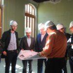 """Benlloch valora la recuperació del Gran Casino com un edifici d'ús social i administratiu """"per a tota la ciutat"""" de Vila-real"""