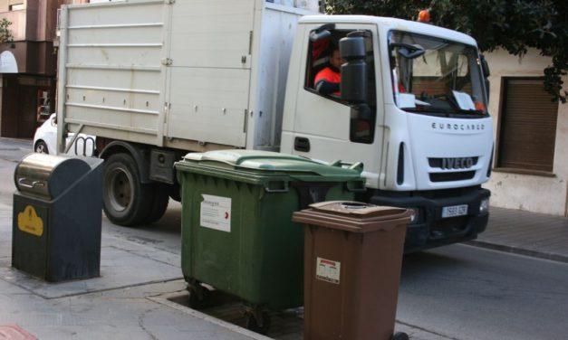 Almassora repartirà més de 10.000 poals domèstics per a implantar la recollida de fem orgànic
