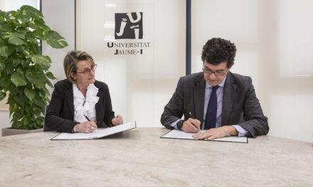 FOBESA i l'UJI renoven el conveni de col·laboració per a becar a l'alumnat resident a Benicàssim
