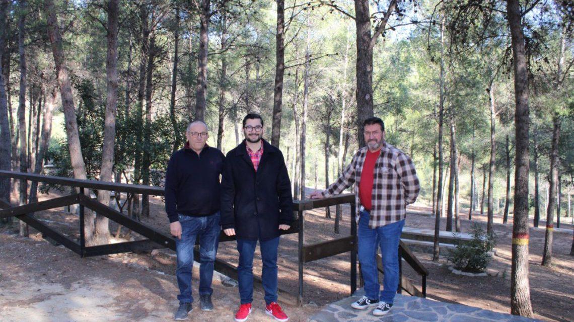 La Generalitat autoritza la zona d'acampada del paratge de Sant Vicent de L´Alcora
