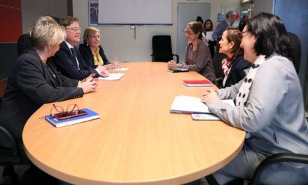 Ximo Puig apel·la a la tranquil·litat i destaca la unitat d'acció en l'adopció de mesures sota les directrius del Ministeri de Sanitat