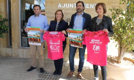 Benicàssim reivindica dona i esport amb la Mitja Marató
