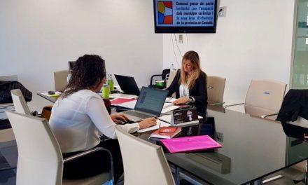 Almassora obri l'oficina d'atenció a negocis