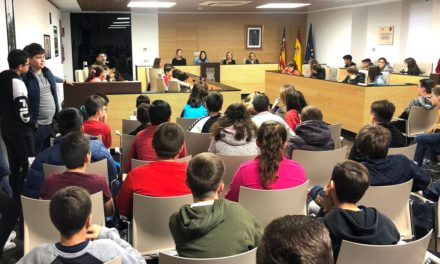 El canvi climàtic centra el debat del ple infantil a Almassora
