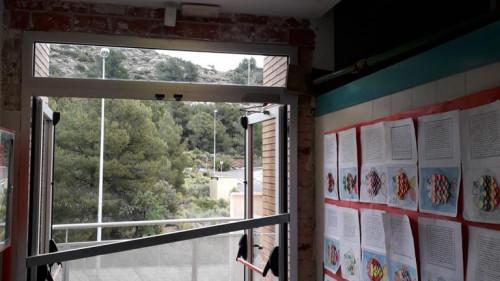 Benicàssim du a terme tasques de manteniment en les escoles durant el tancament