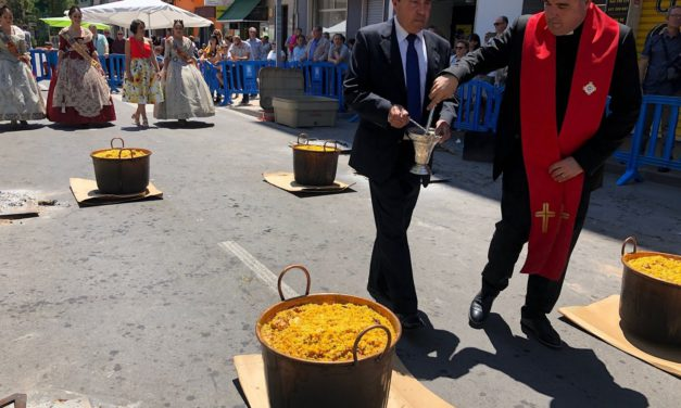Almassora portarà arròs de Les Calderes a les residències de la tercera edat i majors depenents