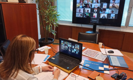 Benicàssim presenta el projecte 'Reactiva Benicàssim' que conjumina les mesures per a pal·liar la crisi derivada del COVID-19