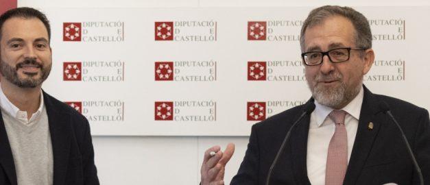 La Diputació de Castelló va destinar en 2019 més de 508.000 euros per a modernitzar i reforçar la gestió administrativa dels ajuntaments a través del Sepam
