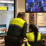 La Policia d'Almassora deté un possible maltractador durant una patrulla nocturna