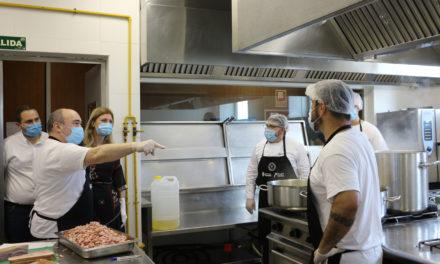 Cuina Social reparteix quasi 20.000 menús a 223 famílies de Castelló en situació de vulnerabilitat