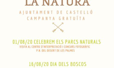 Celebrem amb la Natura celebra aquest dissabte el Dia dels Parcs Naturals amb una visita i concurs fotogràfic al Desert de les Palmes