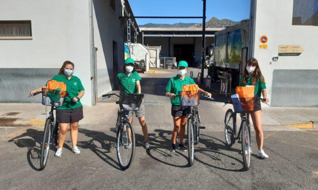 Benicàssim impulsa una campanya d'educació ambiental
