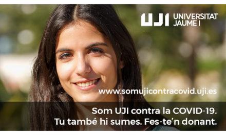 La campanya #SomUJIcontraCOVID tanca la primera fase amb 31.000€ recaptats