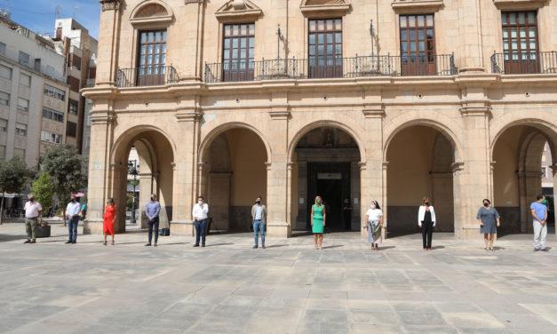 Castelló celebra amb un toc simbòlic de campanes el 769 aniversari de la seua fundació