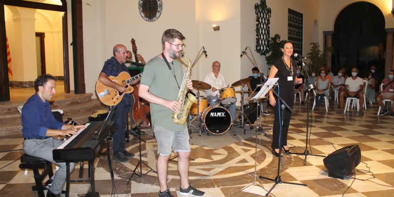 Vila Elisa sona a jazz