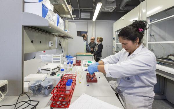 La Comissió Europea concedeix a la Universitat Jaume I el segell d'excel·lència de recursos humans en investigació