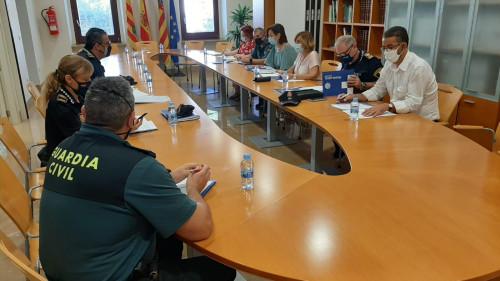 Benicàssim va comptabilitzar al juliol i agost una única denúncia en el sector de l'hostaleria per incompliment de les mesures Covid