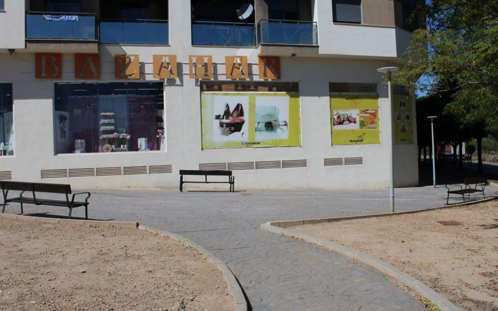 Nova zona infantil i millora del passeig contigu, projecte guanyador dels pressupostos participatius de l'Alcora