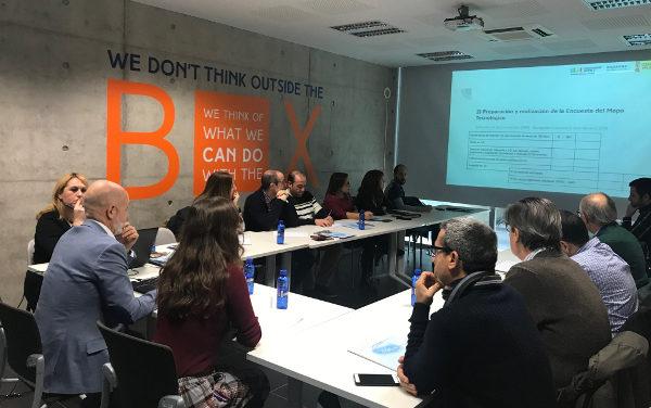 La segona fase del projecte d'Espaitec «Mapa Tecnològic de la Província de Castelló» obté els seus primers resultats
