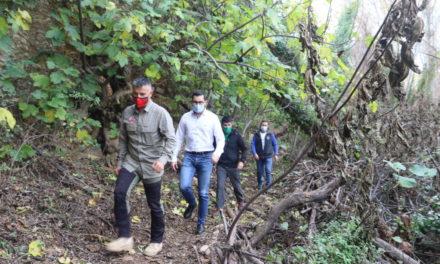 L'Ajuntament de l'Alcora recupera sendes a l'entorn del riu