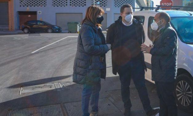 Castelló destina més de 343.000 € a millores de la xarxa de clavegueram del Camí Vell de la Mar