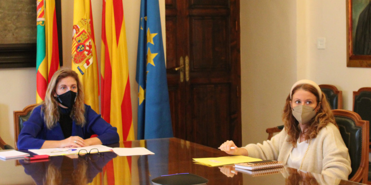 Castelló promou la col·laboració de la Xarxa de Ciutats de la Innovació i l'Agenda Urbana