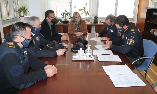Prenen possessió dos oficials del cos de la Policia Municipal
