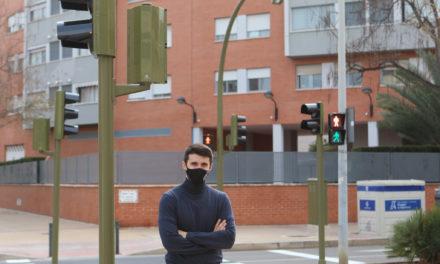 Castelló millora la seguretat viària amb semàfors en l'encreuament de Botànic Cavanilles i Jesús Martí