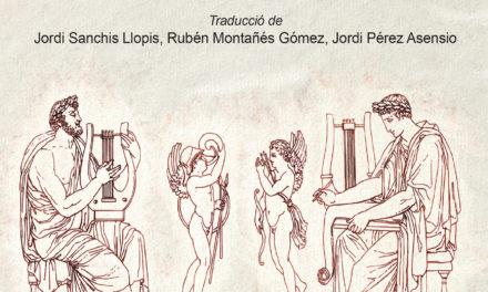 Publicacions de l'UJI i la UV coediten la traducció al valencià de l'obra d'Ateneu de Nàucratis «El sopar dels erudits»