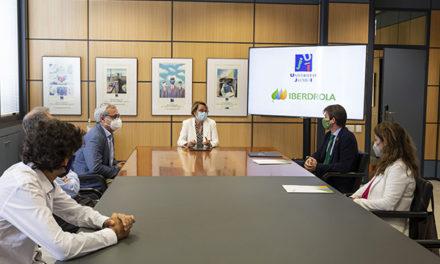 L'UJI i Iberdrola col·laboraran en el desenvolupament d'activitats formatives en l'àmbit energètic