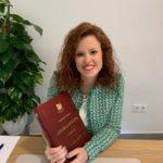 La professora de l'UJI Núria Reguart Segarra ha obtingut el Premi Brunet Tesis Doctorals