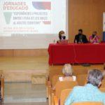 Finalitzen amb èxit les primeres jornades d'educació celebrades a l'Alcora